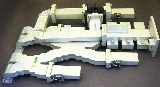 A1 waveguide assembly